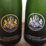 バロンドロスチャイルド シャンパン