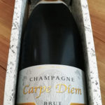 """【ギフト購入レポ】『今を楽しむ』という名のシャンパン、""""Carpe Diem(カルプ ディエム)"""