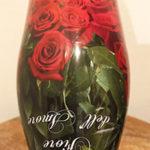 """【スパークリングワイン&ギフト購入レポ】女性を虜にさせる!?逆さにするとまるで""""バラの花束""""に!美ボトルスパークリングワイン!"""