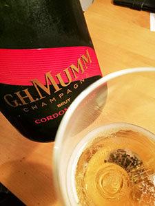 【シャンパン&知識】シャンパンブランド、『G.H.MUMM(マム)』とは!?