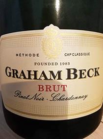"""【ギフト購入レポ】オバマ前大統領や、マンデラ元大統領が勝利の日に開けた""""スパークリングワイン""""!グラハム・ベック!"""