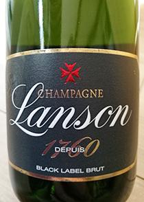 """【シャンパン&ギフト購入レポ】英国王室御用達シャンパン、""""LANSON(ランソン)""""!"""
