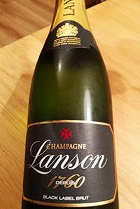 【シャンパン&知識】シャンパンブランド、『LANSON(ランソン)』とは!?