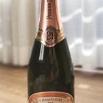 """【シャンパン&ギフト購入レポ】""""ブランゾン=勲章""""という名のついた、""""ペリエ・ジュエ""""の""""ロゼ""""シャンパン!"""