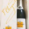 """【シャンパンギフト購入レポ】ハーフボトルの""""ヴーヴ・クリコ""""、甘口シャンパンギフト購入レポ!"""